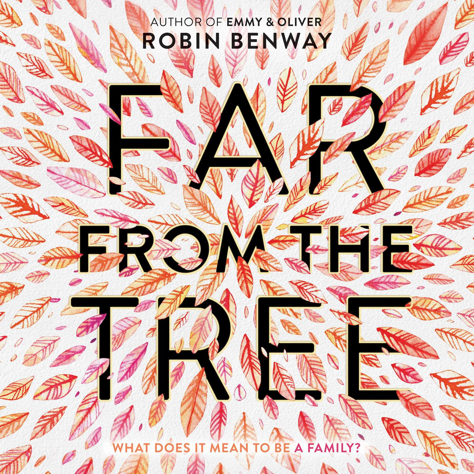 Printable Far from the Tree Audiobook Cover Art