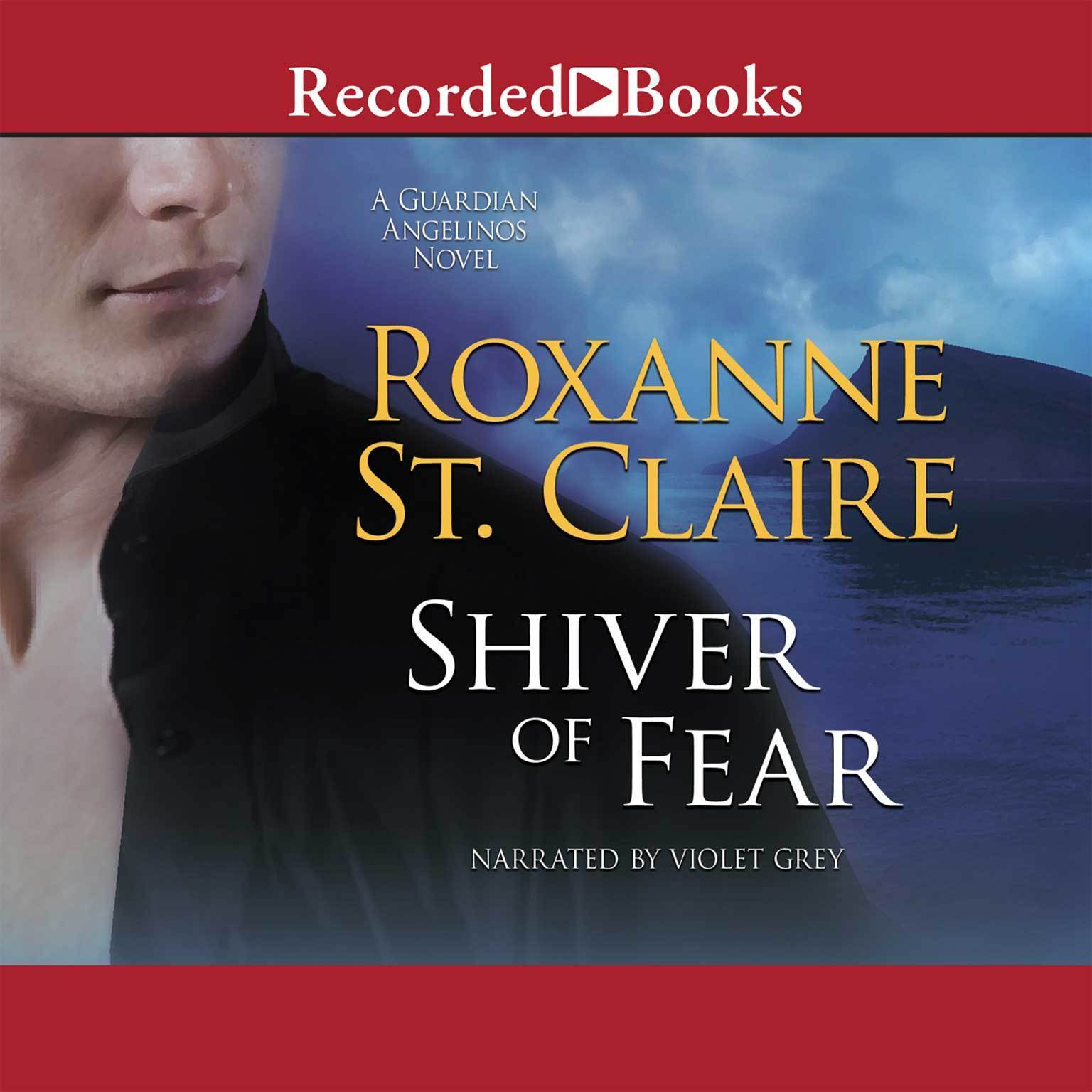Printable Shiver of Fear Audiobook Cover Art