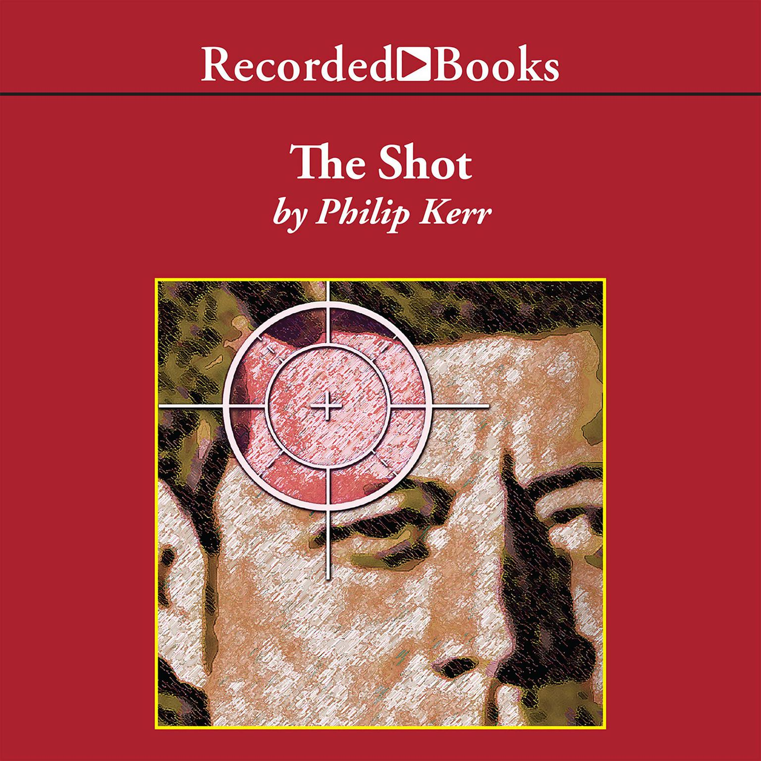 Printable The Shot Audiobook Cover Art