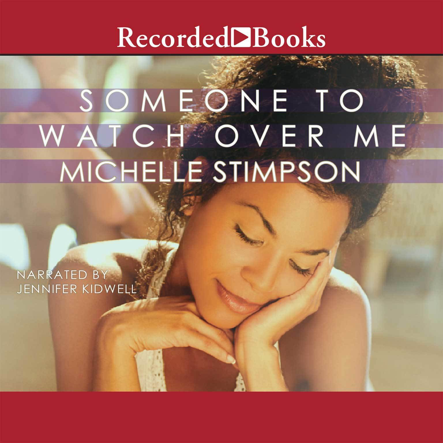 Printable Someone to Watch Over Me Audiobook Cover Art