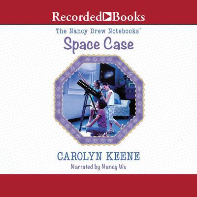 Space Case Audiobook, by Carolyn Keene