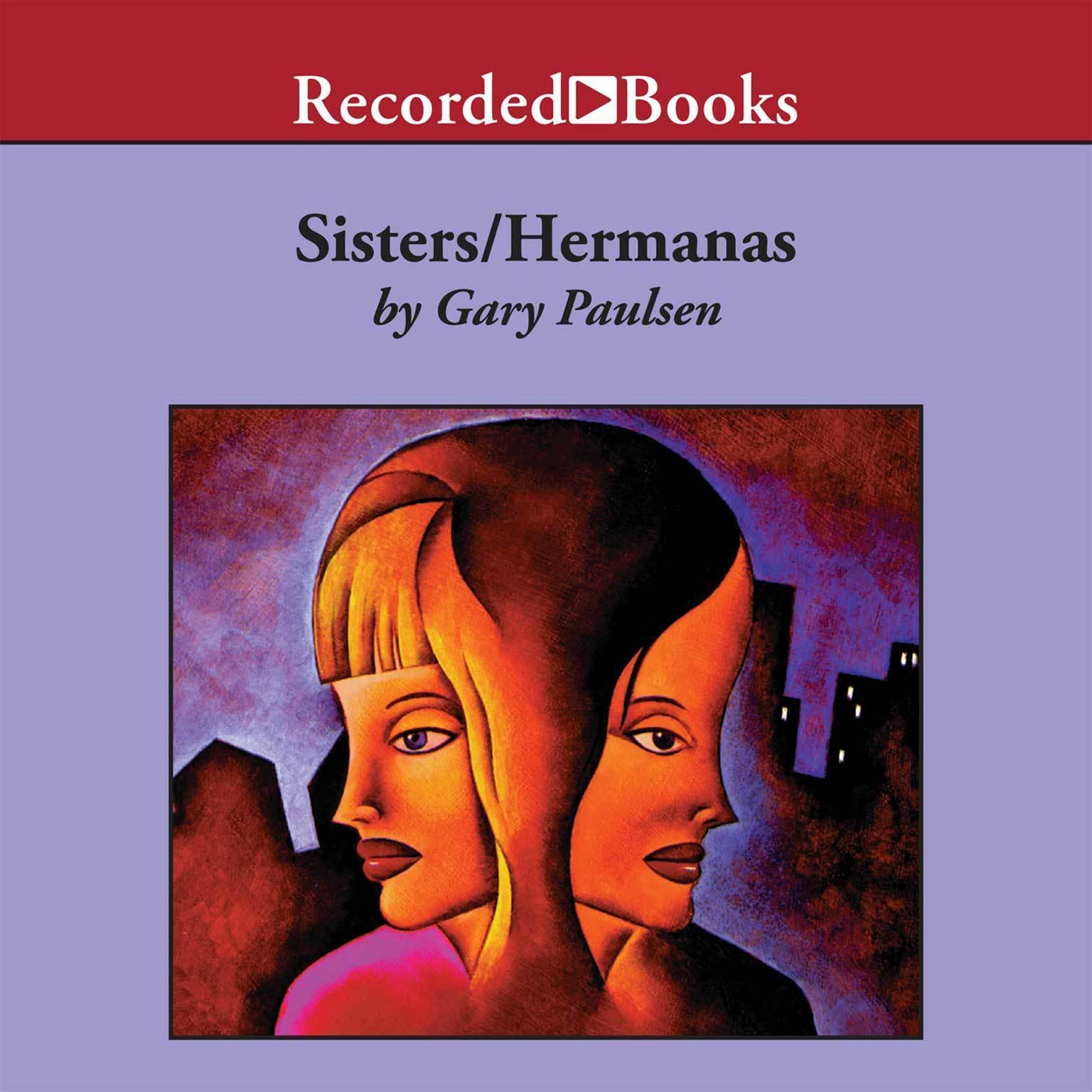 Printable Sisters/Hermanas Audiobook Cover Art