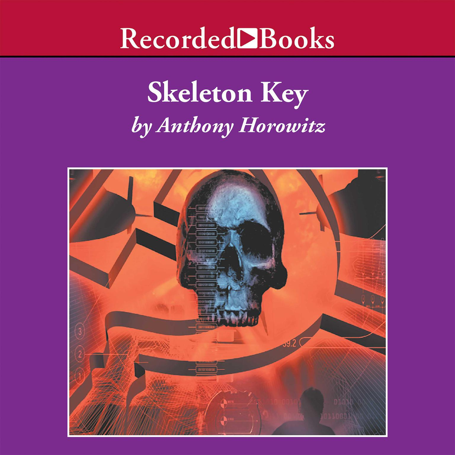 Printable Skeleton Key Audiobook Cover Art