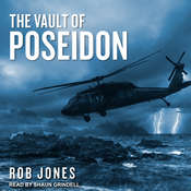 The Vault of Poseidon Audiobook, by Rob Jones