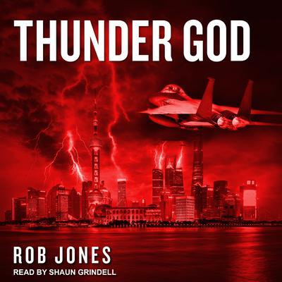 Thunder God Audiobook, by Rob Jones