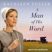A Man of His Word Audiobook, by Kathleen Fuller