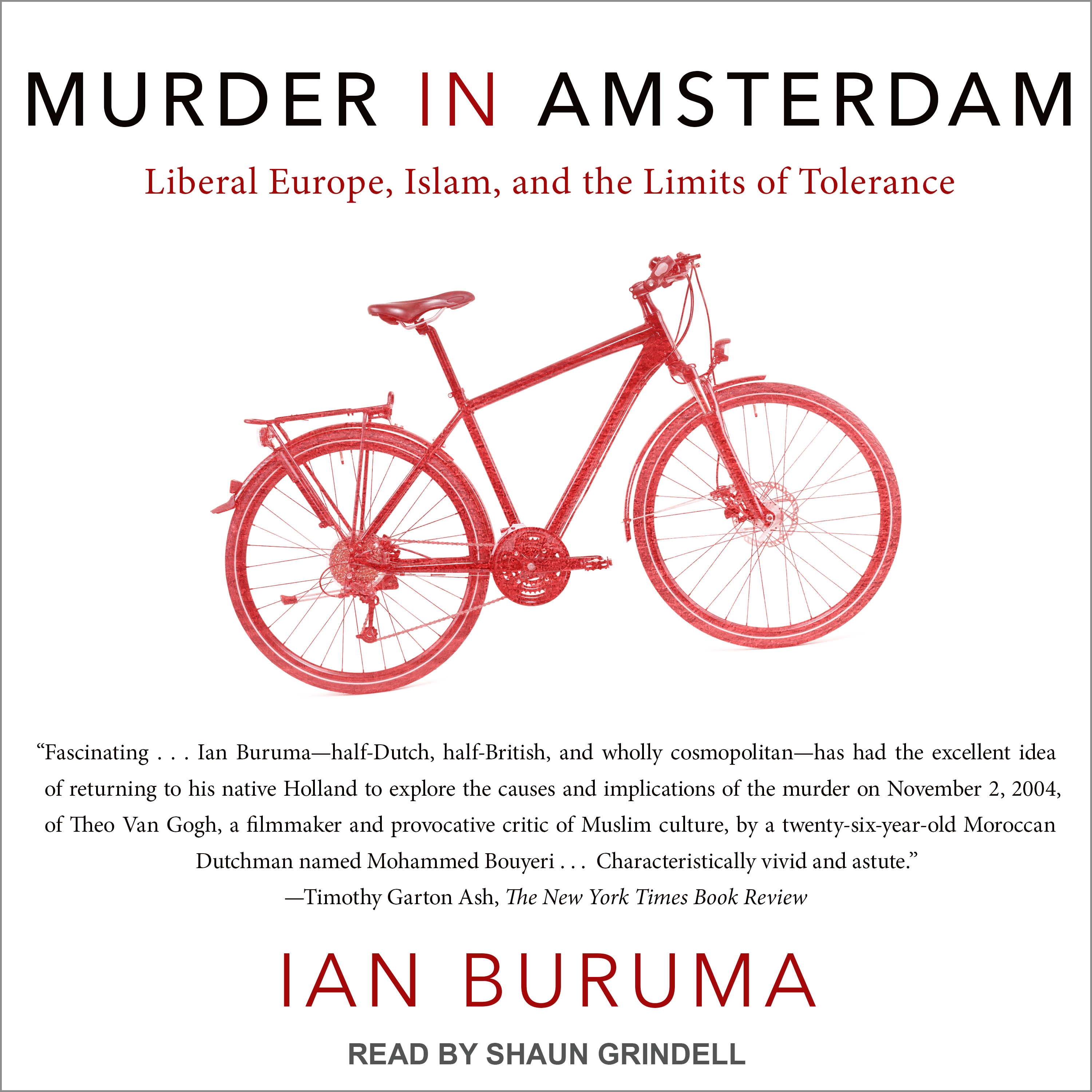 Printable Murder in Amsterdam: Liberal Europe, Islam, and the Limits of Tolerance Audiobook Cover Art