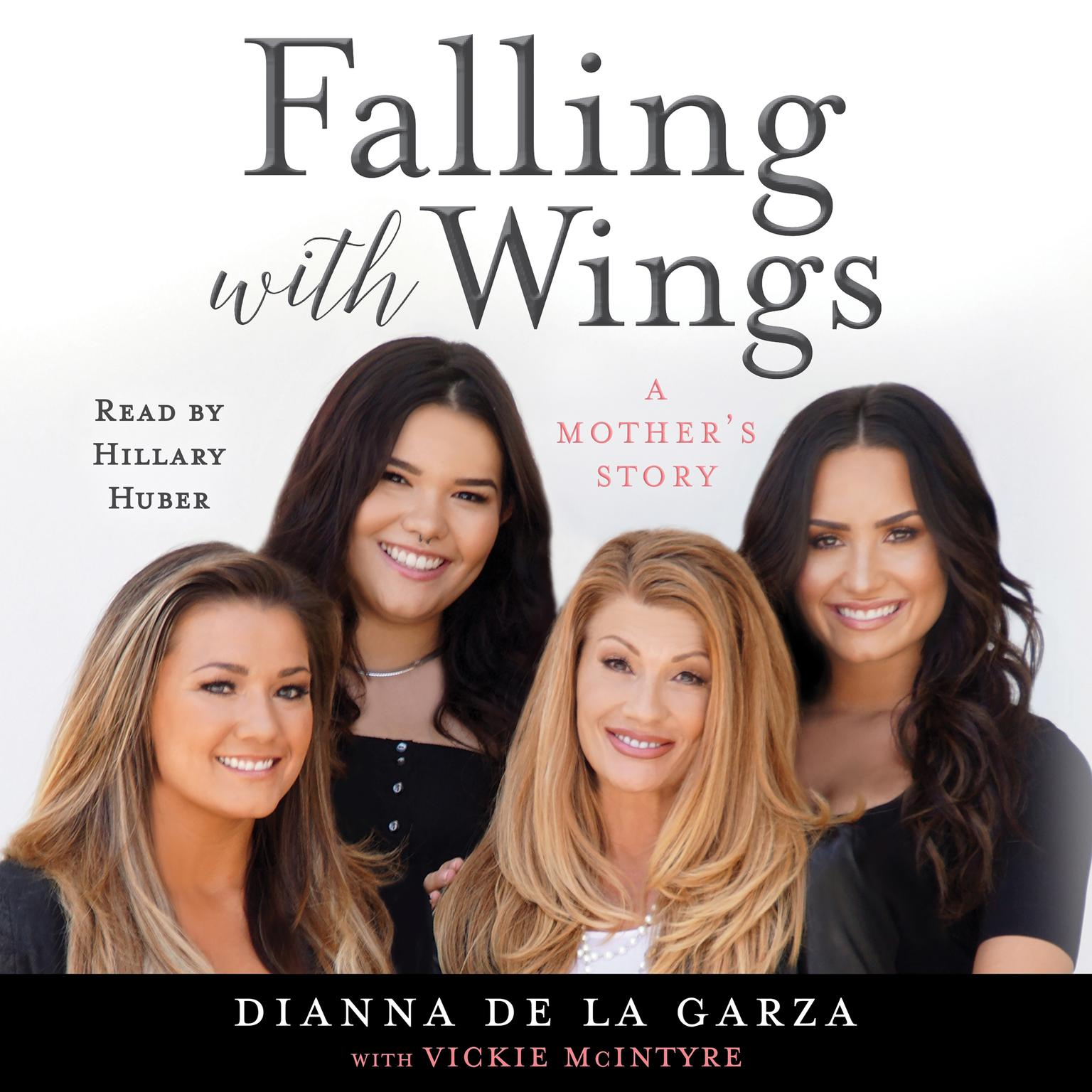 Printable Falling with Wings: A Mother's Story Audiobook Cover Art