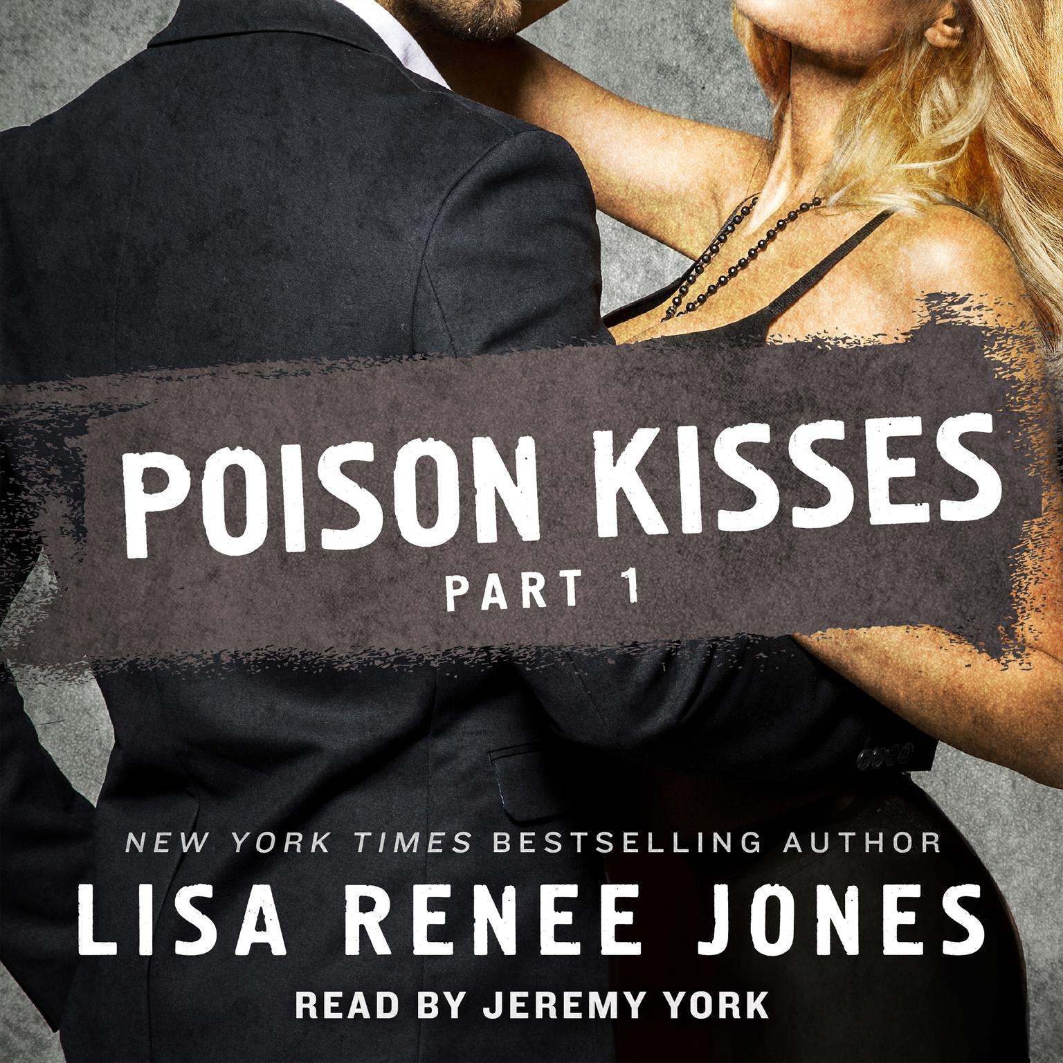Printable Poison Kisses Part 1 Audiobook Cover Art