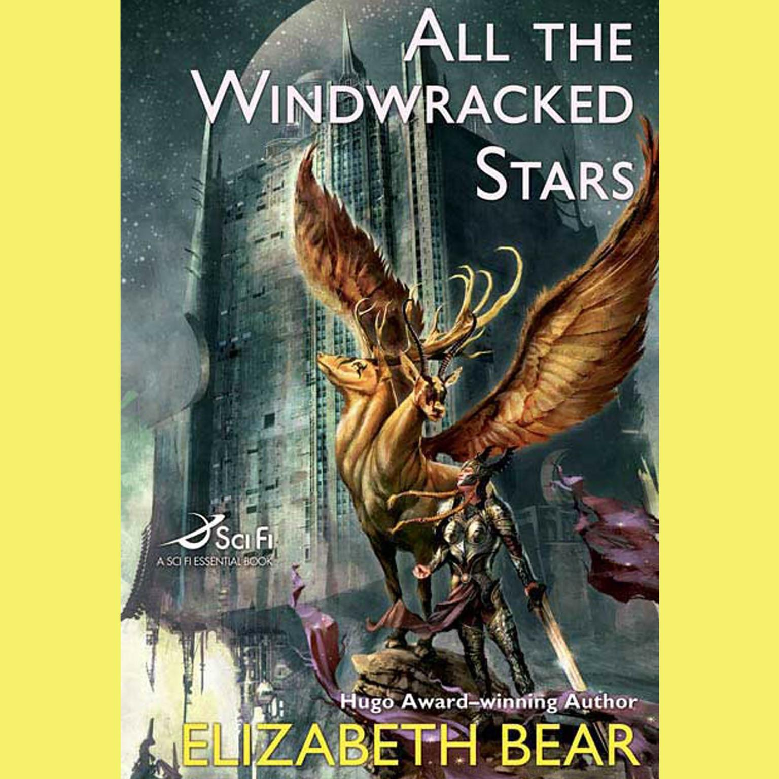 Printable All the Windwracked Stars Audiobook Cover Art