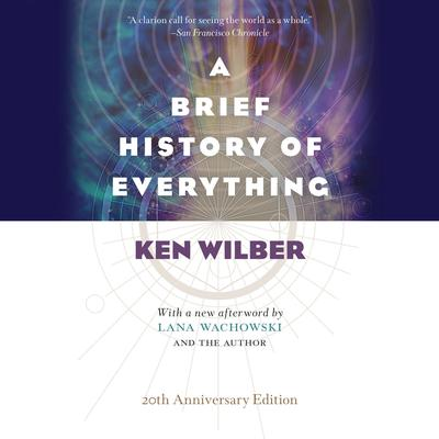 A Brief History of Everything Audiobook, by Ken Wilber