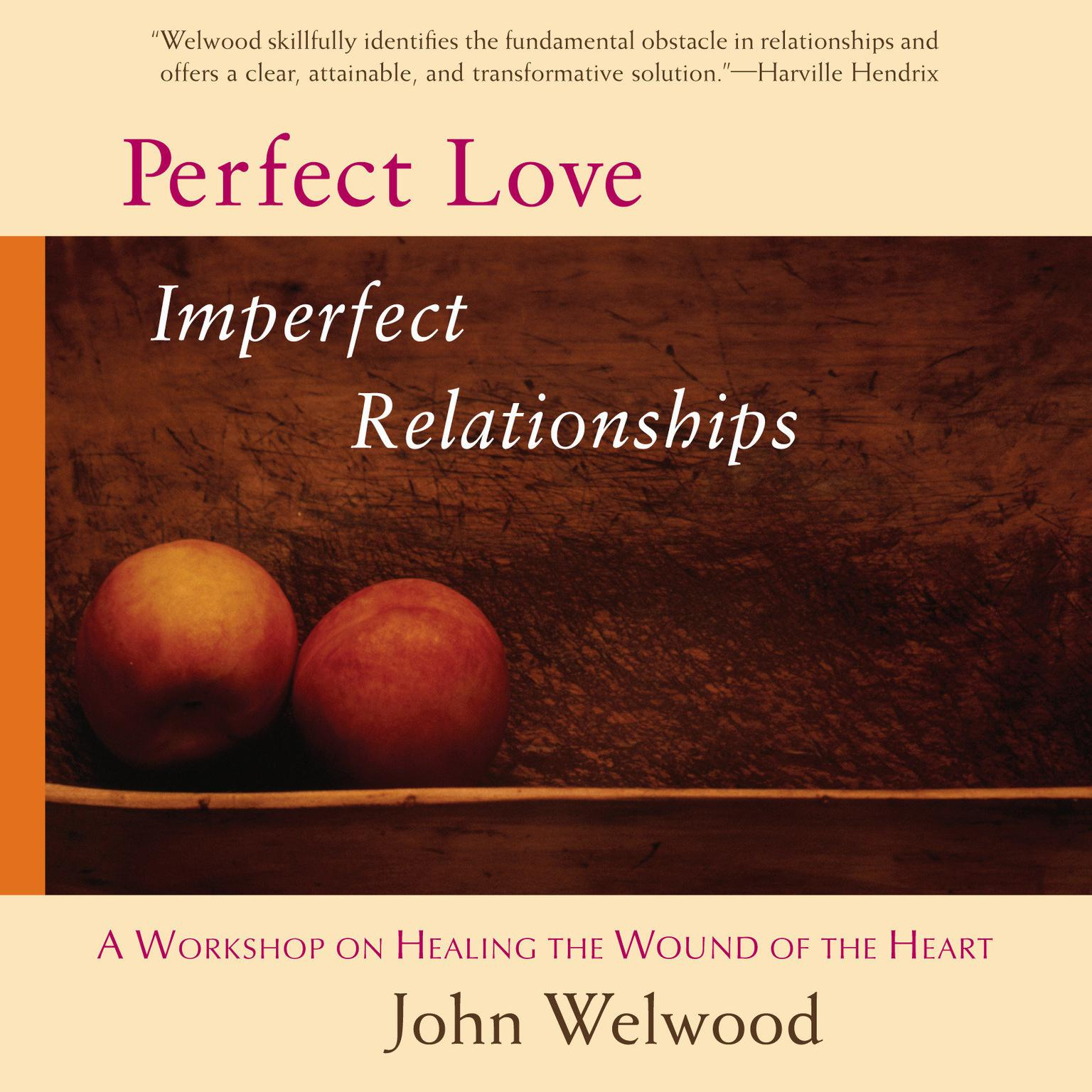 Printable Perfect Love, Imperfect Relationships: A Workshop on Healing the Wound of the Heart Audiobook Cover Art