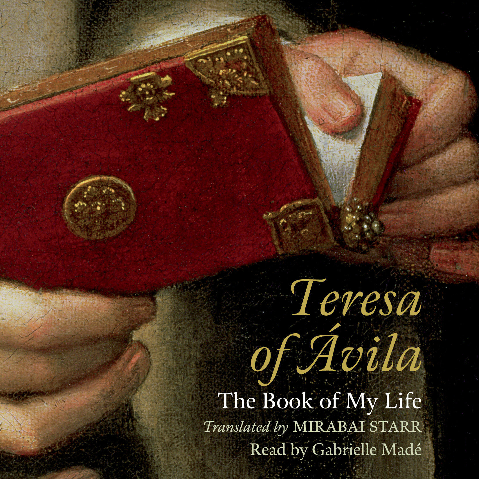 Printable Teresa of Avila: The Book of My Life Audiobook Cover Art