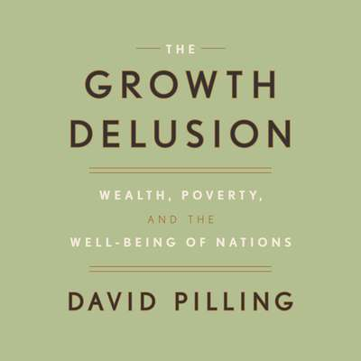 The Growth Delusion: Wealth, Poverty, and the Well-Being of Nations Audiobook, by David Pilling