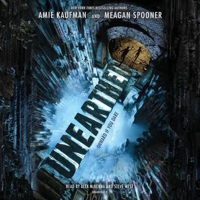 Unearthed Audiobook, by Meagan Spooner