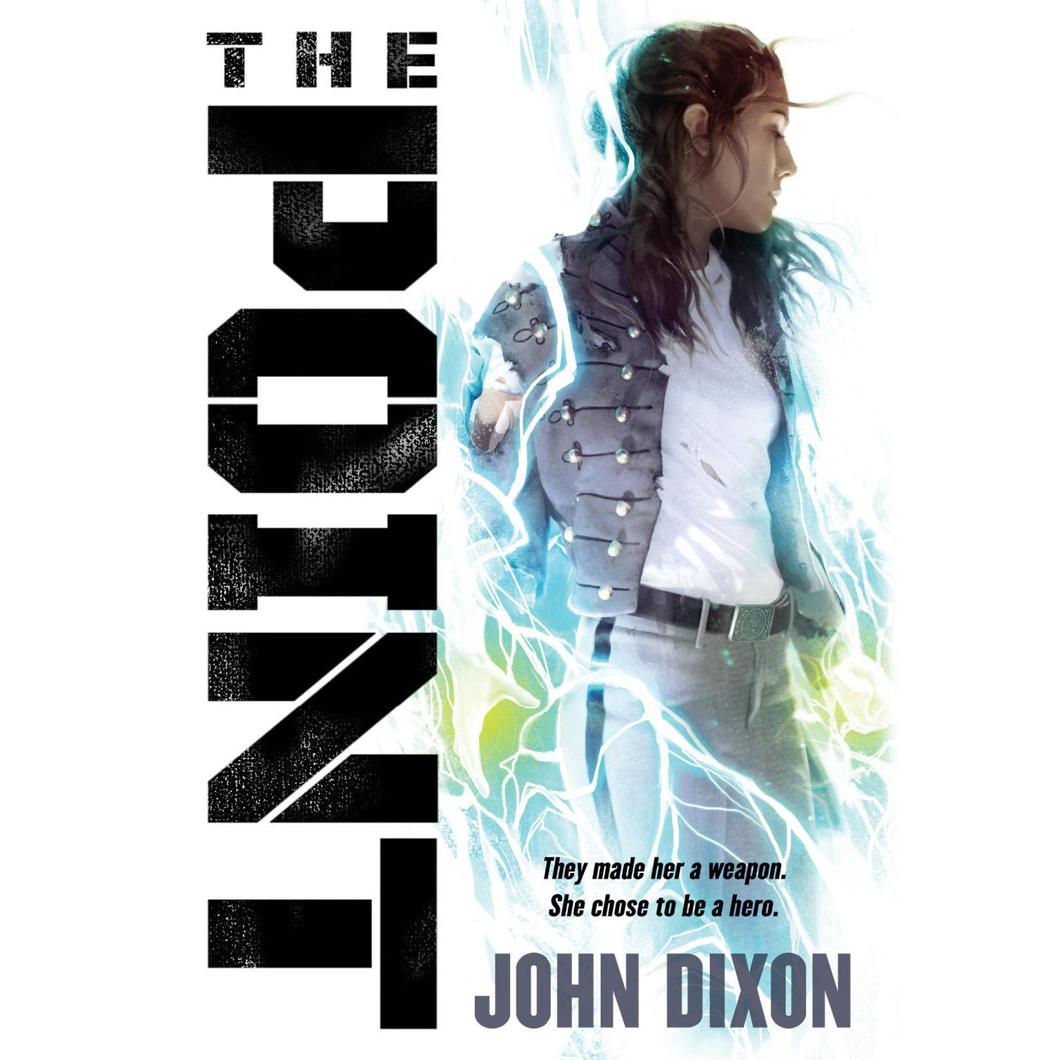 Printable The Point Audiobook Cover Art
