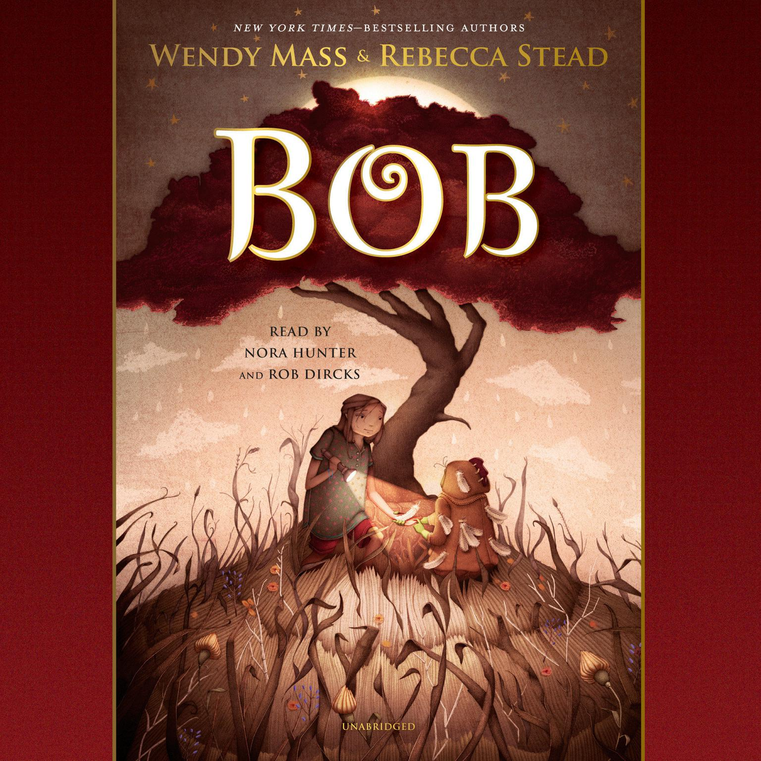 Printable Bob Audiobook Cover Art