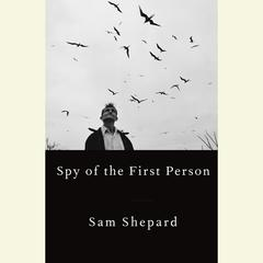 Spy of the First Person Audiobook, by Sam Shepard