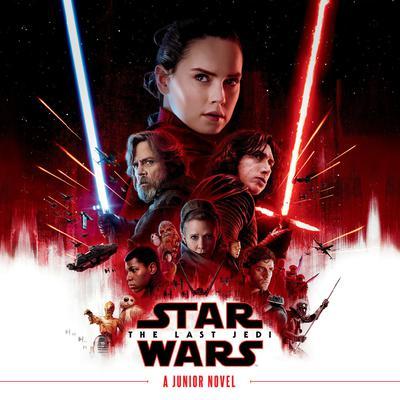 Star Wars: The Last Jedi Junior Novel Audiobook, by Michael Kogge