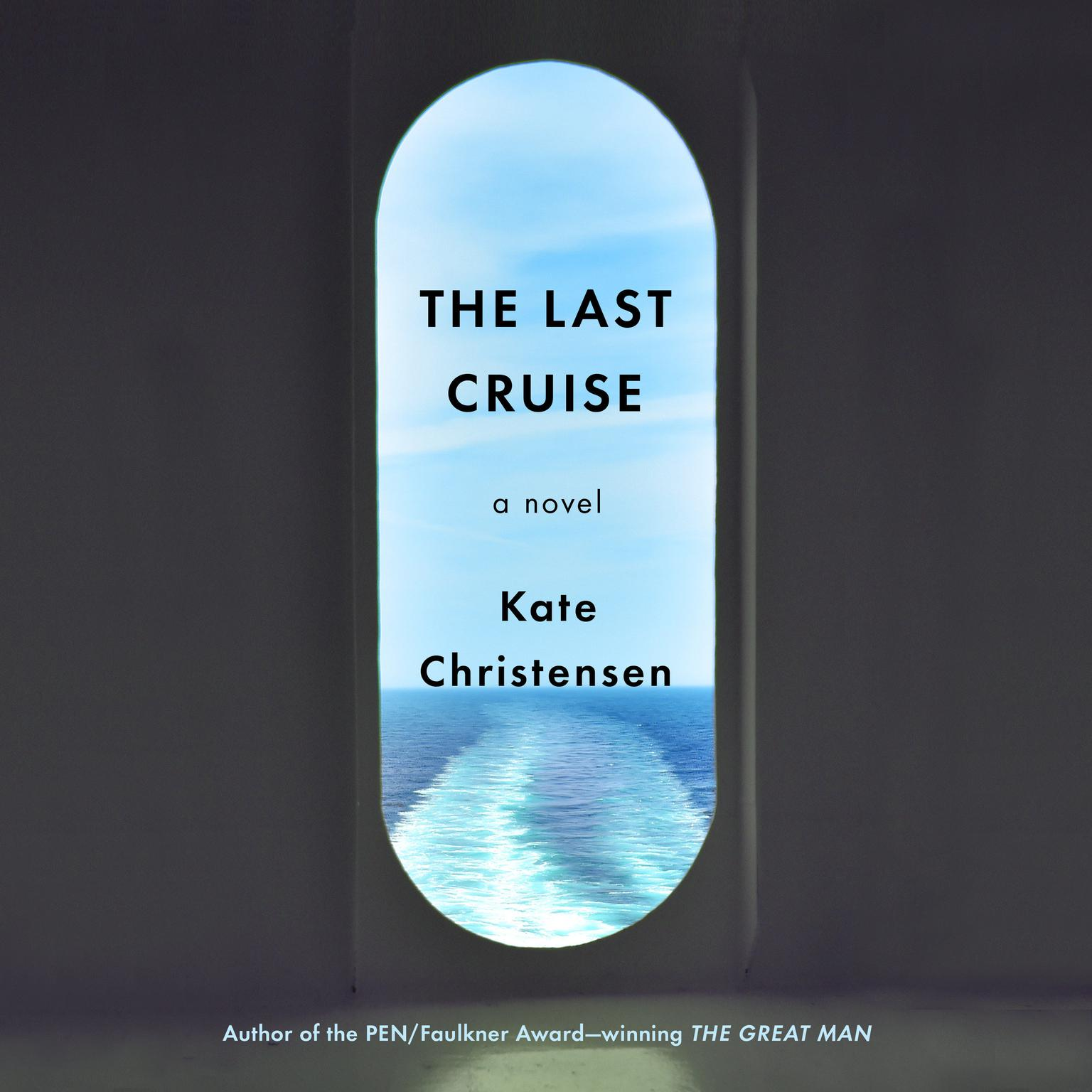 Printable The Last Cruise: A Novel Audiobook Cover Art