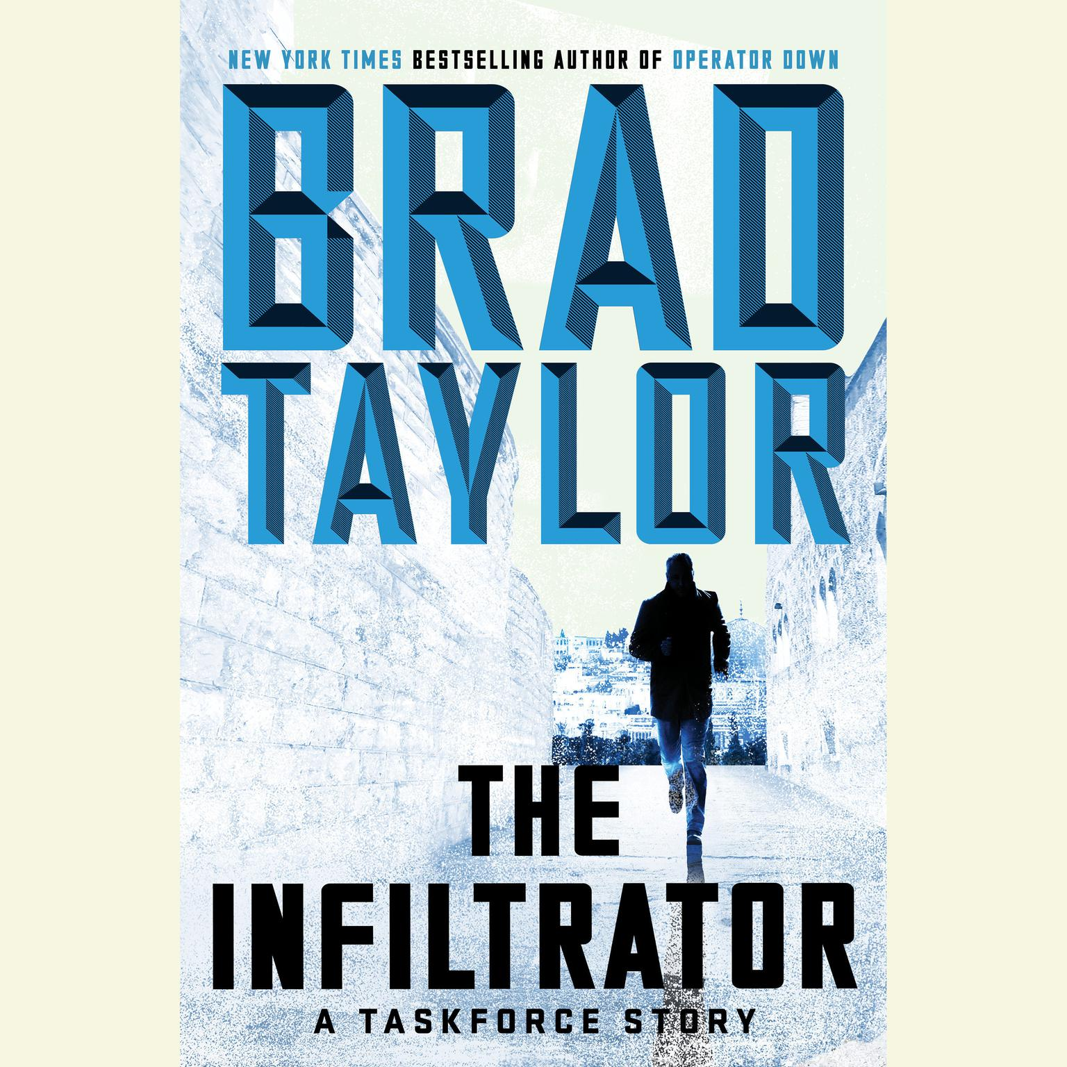 Printable The Infiltrator: A Taskforce Story Audiobook Cover Art