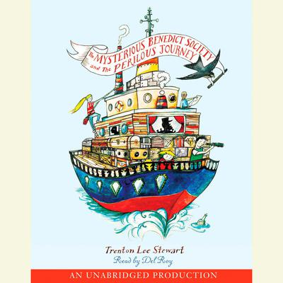 The Mysterious Benedict Society and the Perilous Journey Audiobook, by Trenton Lee Stewart