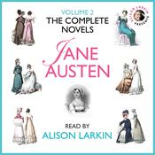 The Complete Novels of Jane Austen, Vol. 2 Audiobook, by Jane Austen