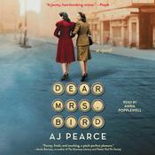 Dear Mrs. Bird Audiobook, by AJ Pearce