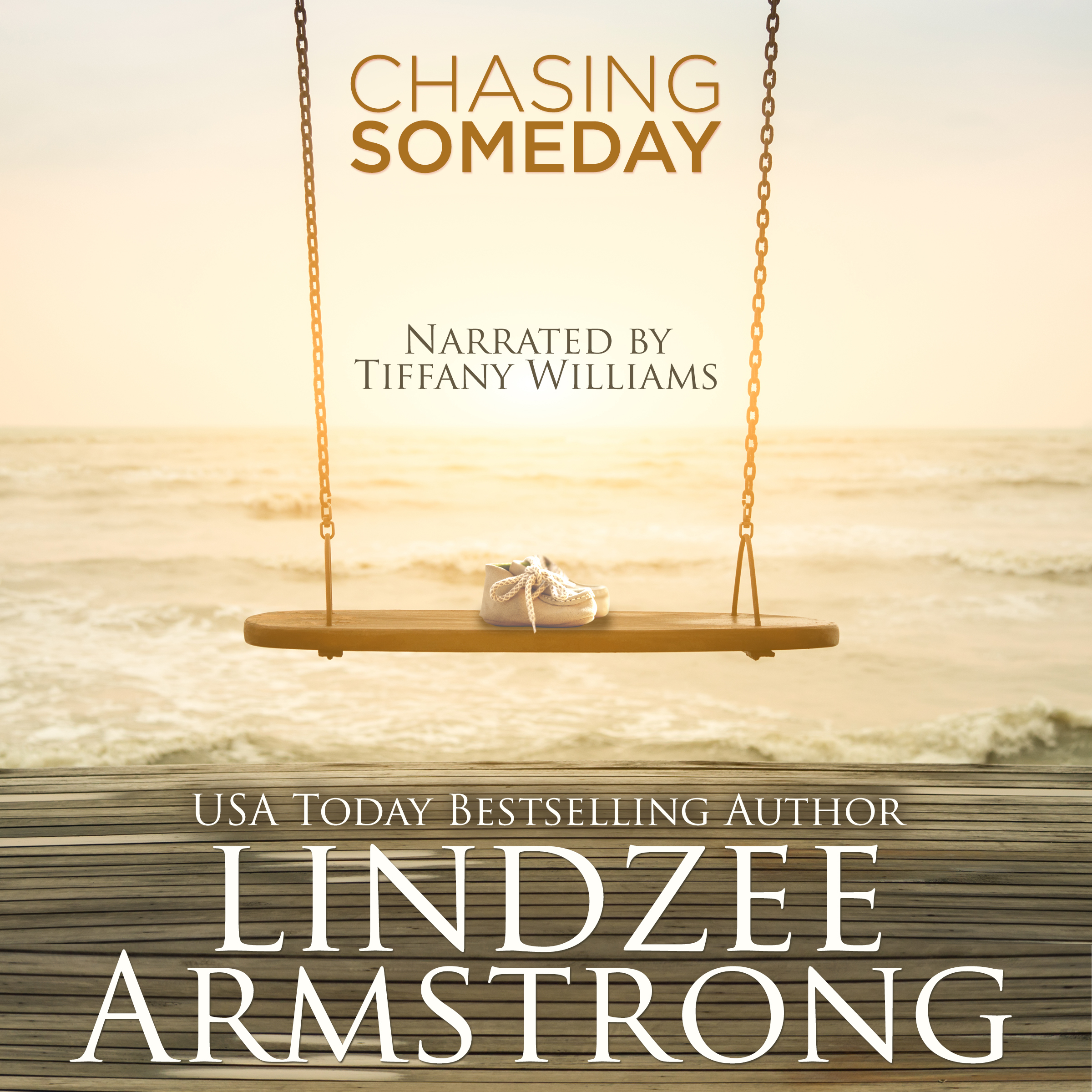 Printable Chasing Someday Audiobook Cover Art