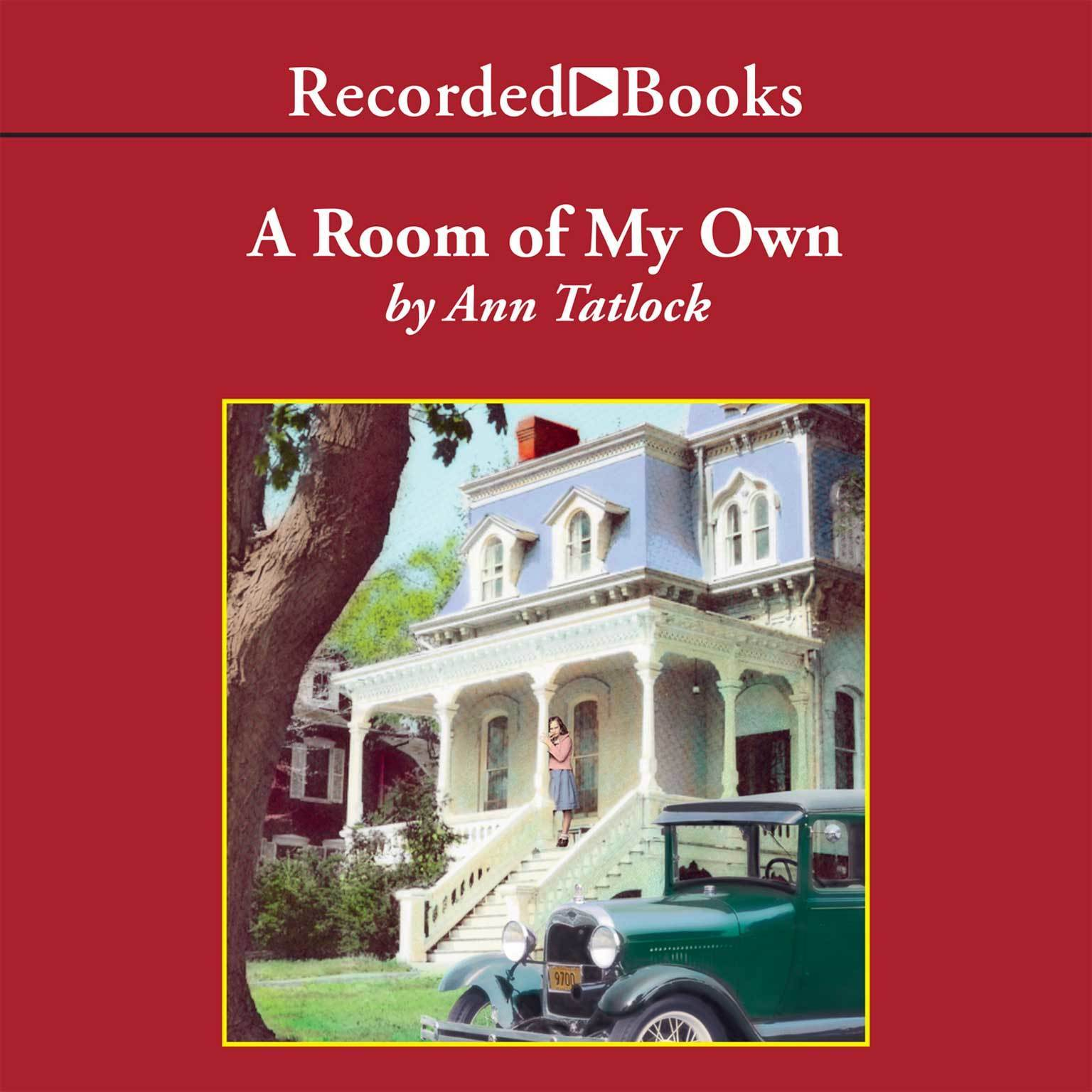 Printable A Room of My Own Audiobook Cover Art