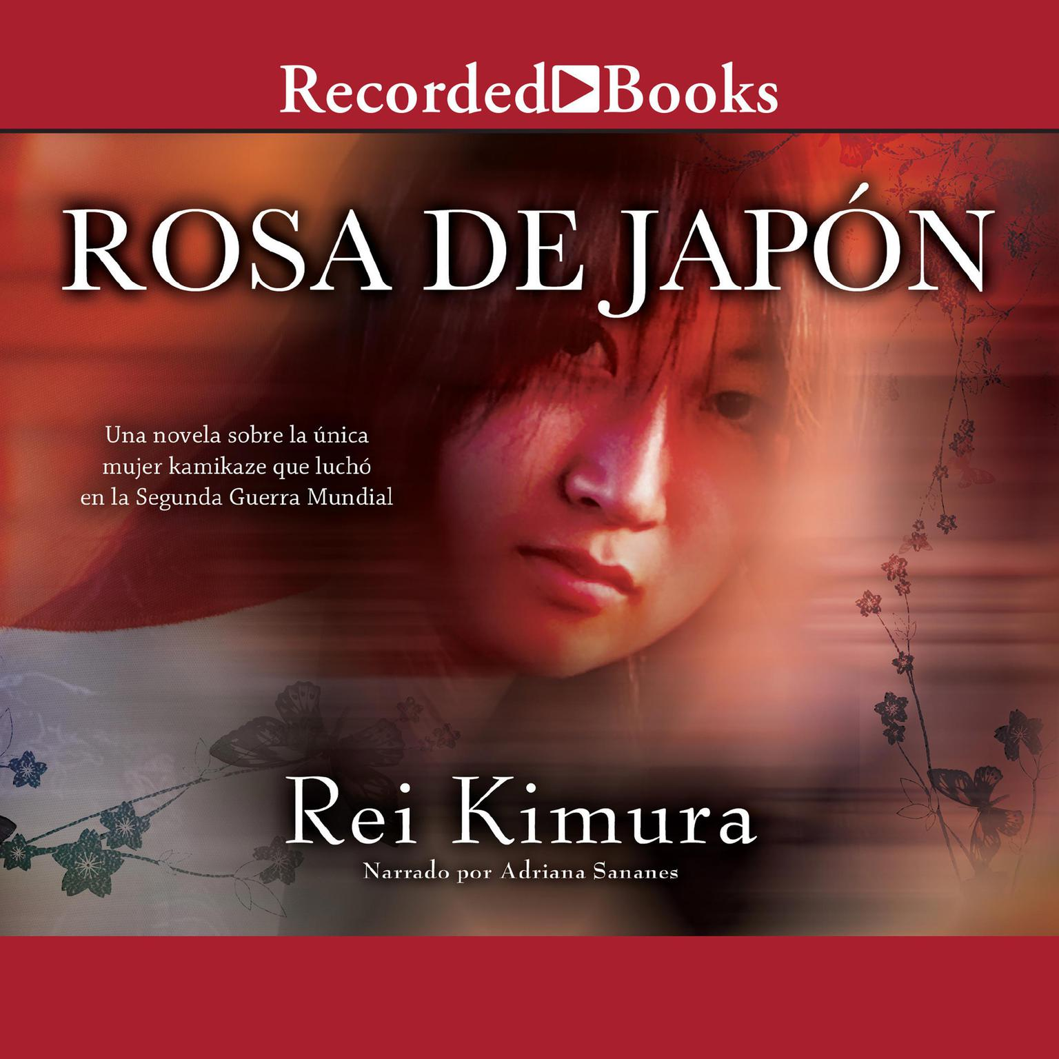 Printable Rosa de Japon Audiobook Cover Art