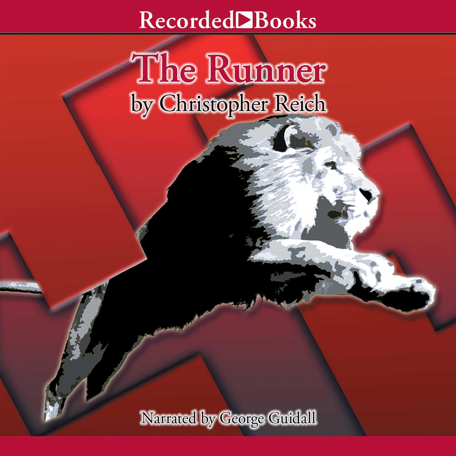 Printable The Runner Audiobook Cover Art