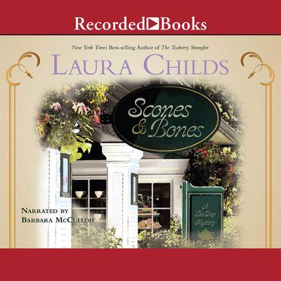 Scones and Bones Audiobook, by Laura Childs