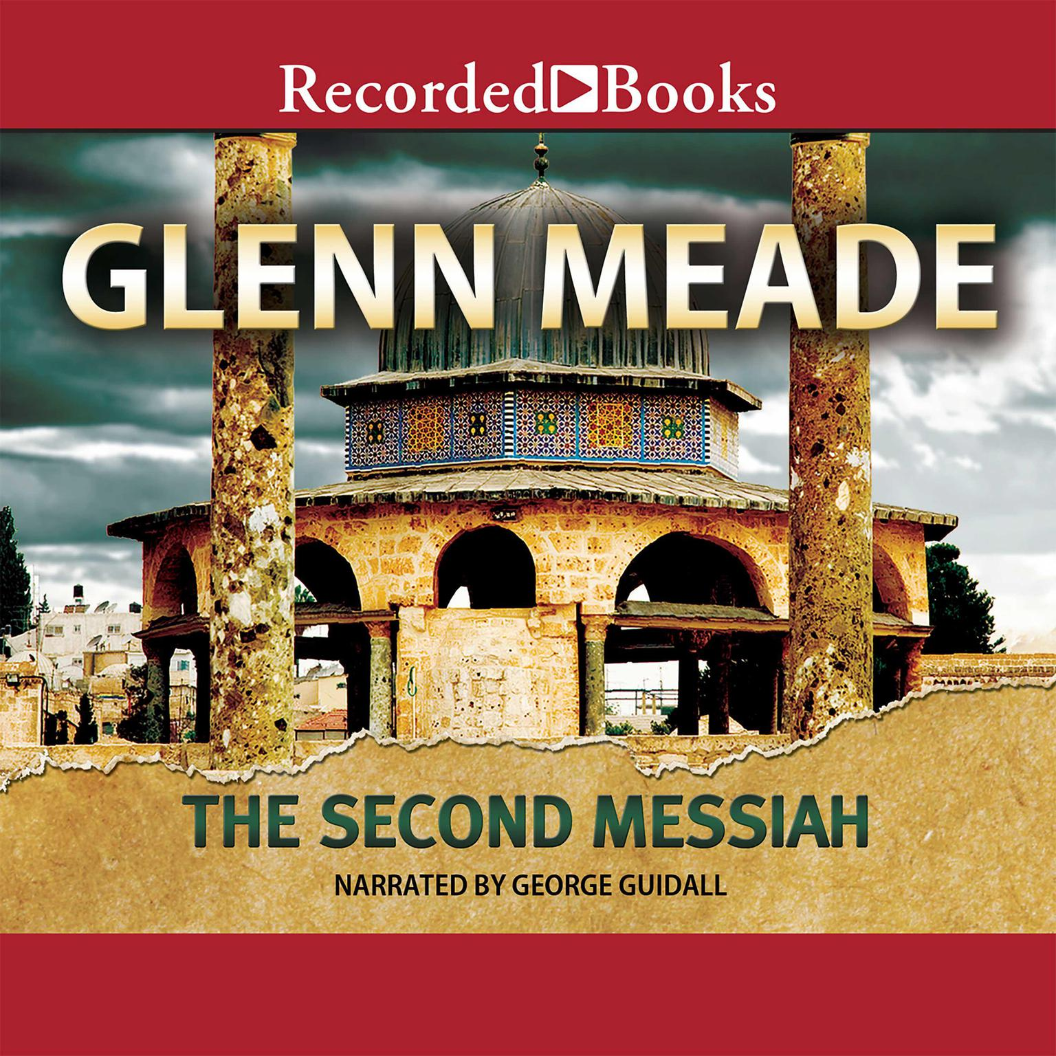 Printable The Second Messiah: A Thriller Audiobook Cover Art