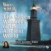 Seven Wonders of the Ancient World Audiobook, by Jennifer Tobin