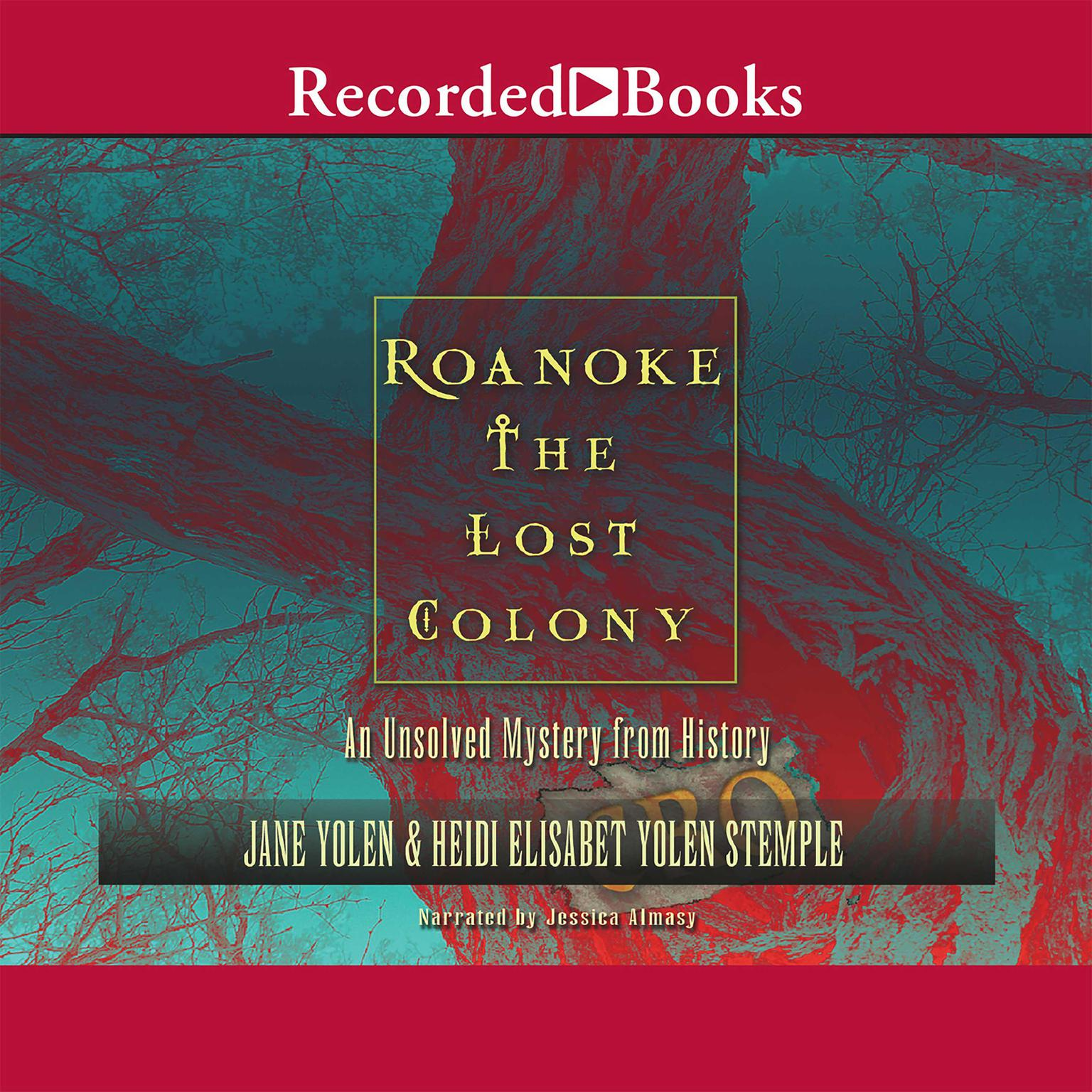 Printable Roanoke: The Lost Colony Audiobook Cover Art