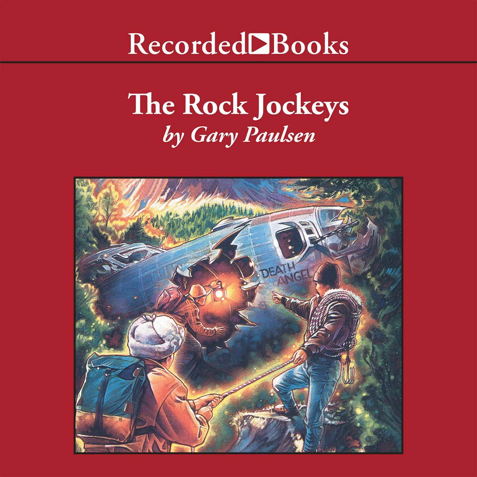 Printable The Rock Jockeys Audiobook Cover Art
