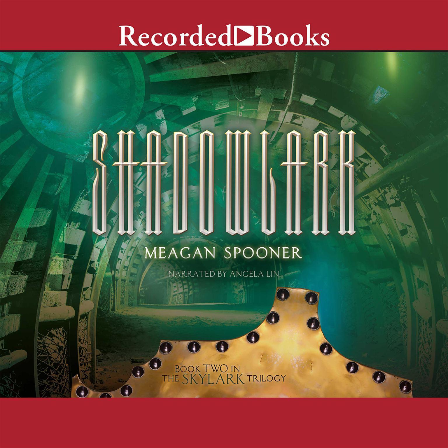 Printable Shadowlark Audiobook Cover Art