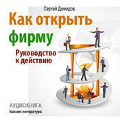 How to Establish a Company [Russian Edition] Audiobook, by Sergey Demidov