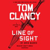 Tom Clancy Line of Sight Audiobook, by Mike Maden