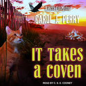 It Takes a Coven Audiobook, by Carol J. Perry