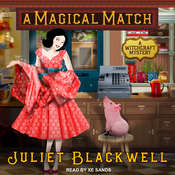 A Magical Match Audiobook, by Juliet Blackwell