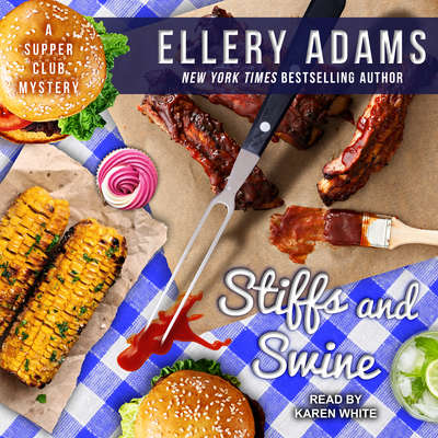 Stiffs and Swine Audiobook, by Ellery Adams