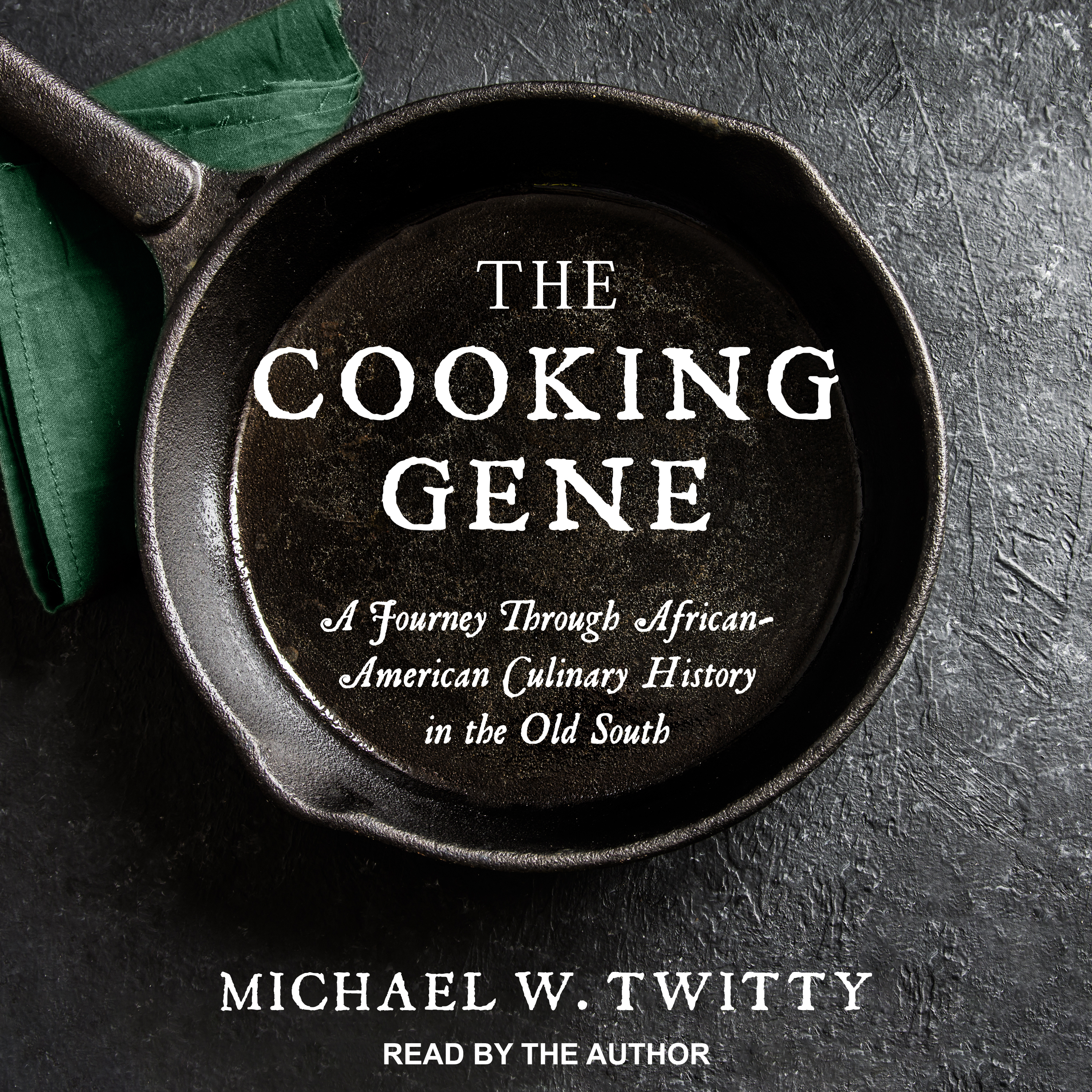 Printable The Cooking Gene: A Journey through African-American Culinary History in the Old South Audiobook Cover Art