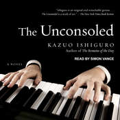 The Unconsoled Audiobook, by Kazuo Ishiguro