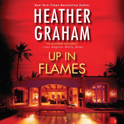 Up in Flames Audiobook, by Heather Graham