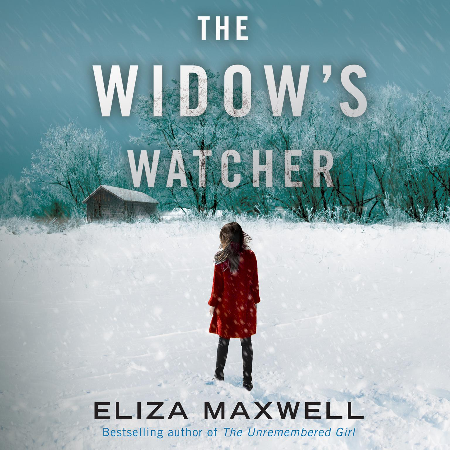 Printable The Widow's Watcher Audiobook Cover Art
