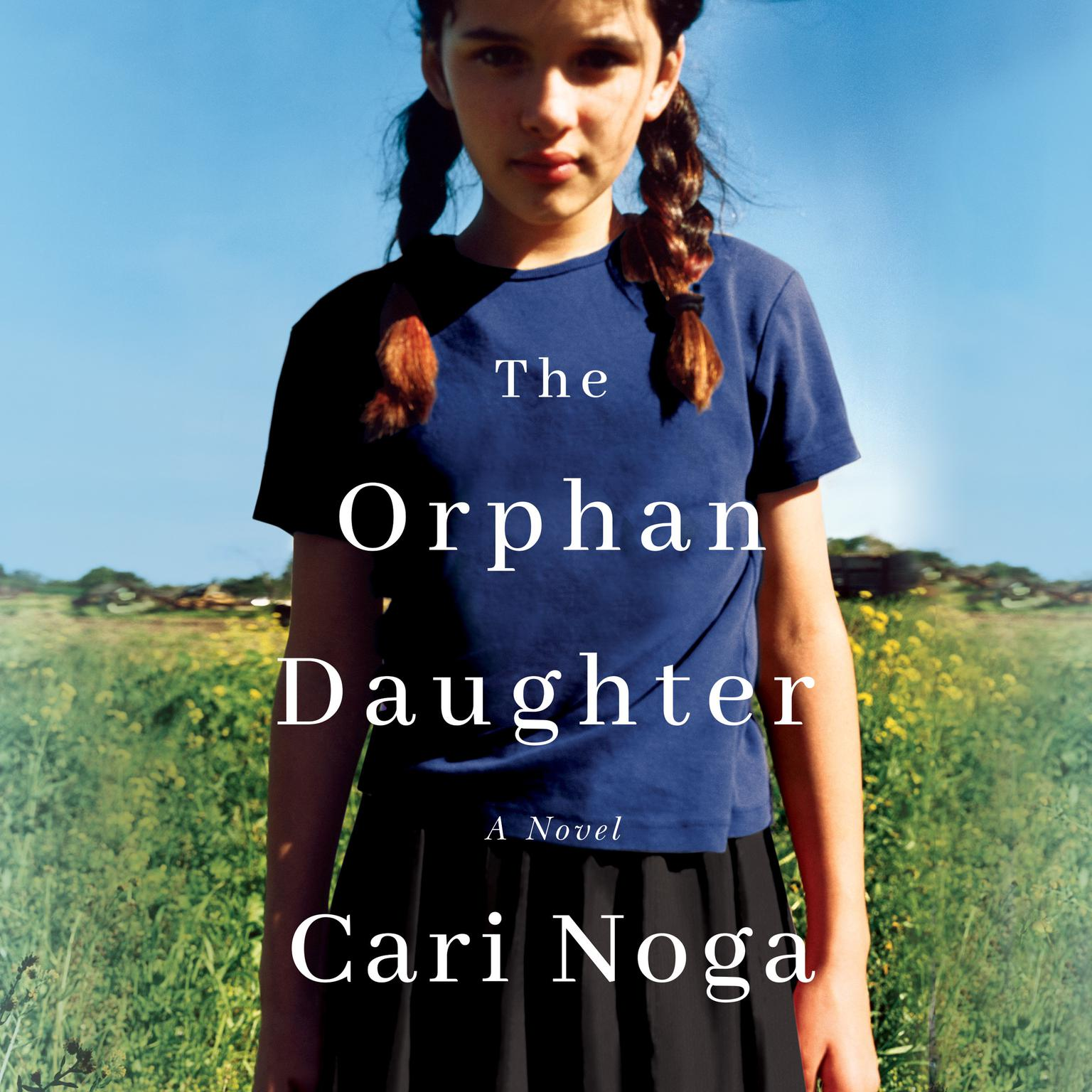 Printable The Orphan Daughter Audiobook Cover Art