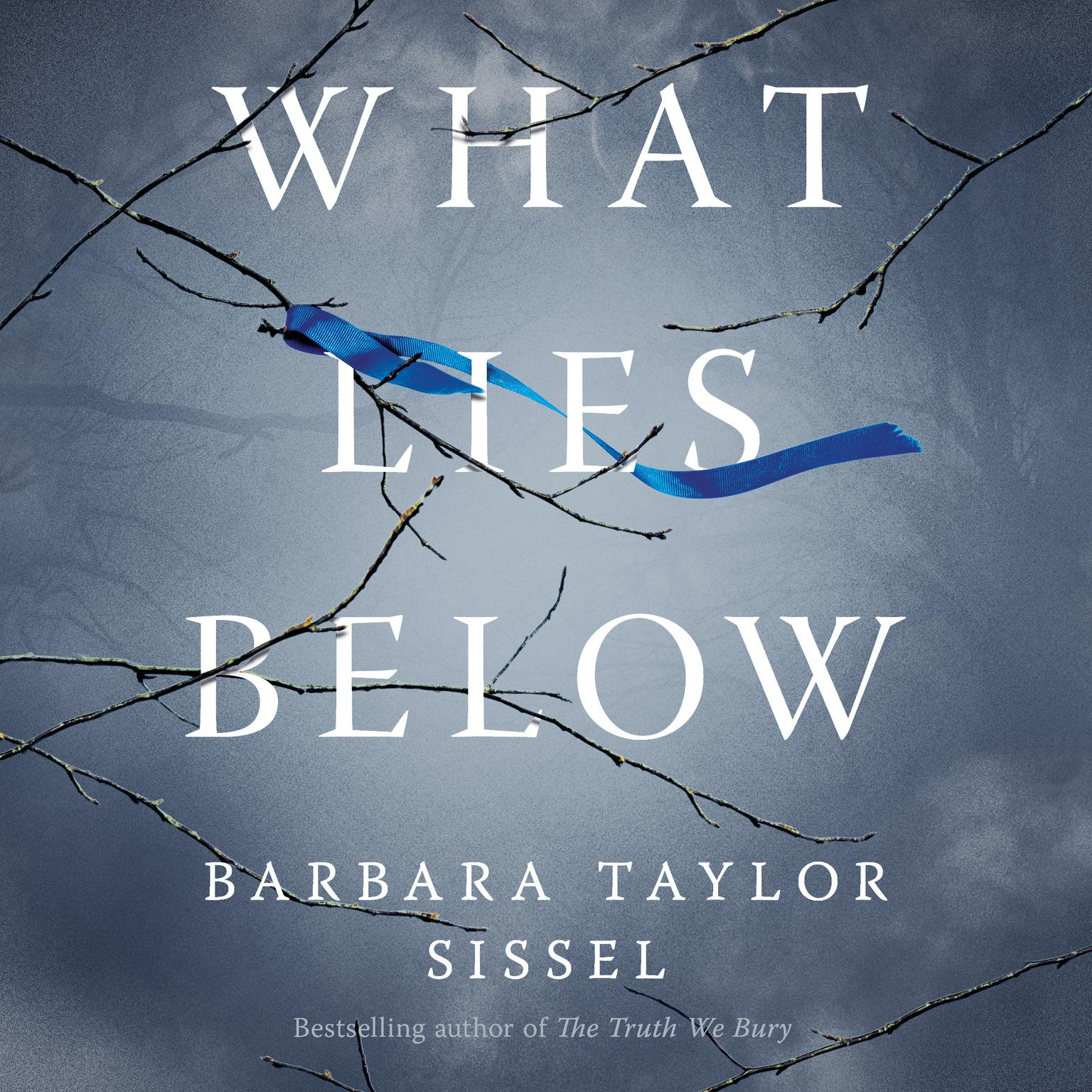 Printable What Lies Below: A Novel Audiobook Cover Art