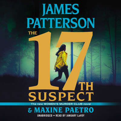 The 17th Suspect Audiobook, by James Patterson